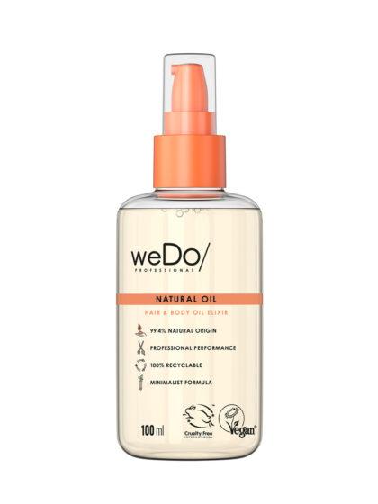 weDo Natural Oil Hair & Body 100ml