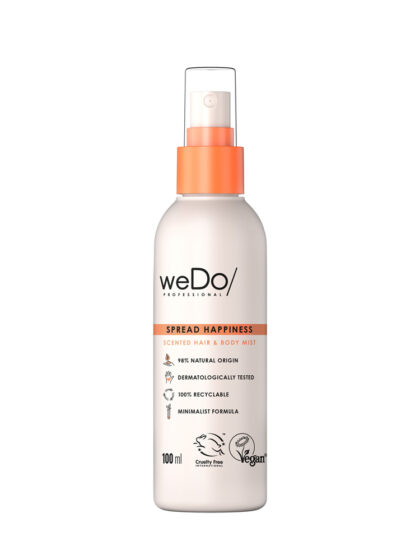 weDo Spread Happiness Hair & Body Mist 100ml