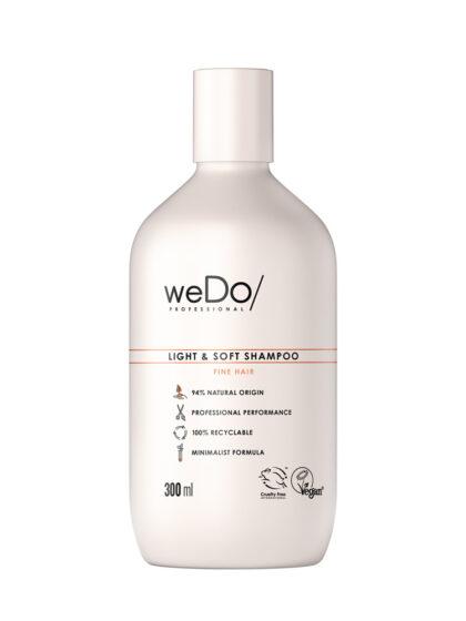 weDo Light & Soft Shampoo 300ml