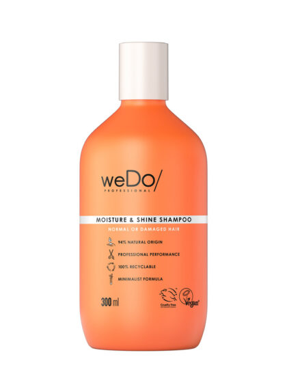 weDo Moisture & Shine Shampoo 300ml