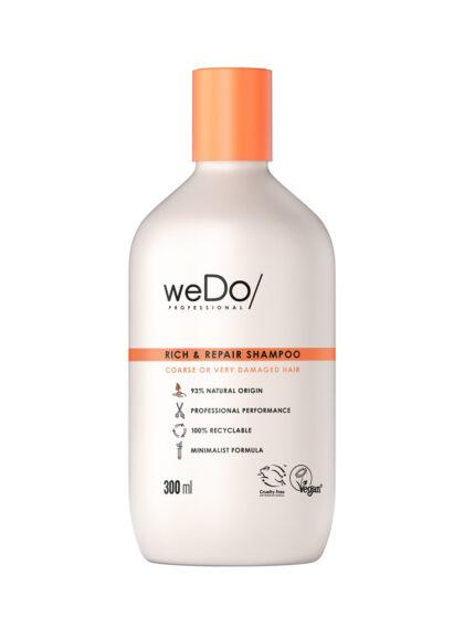 weDo Rich & Repair Shampoo 300ml