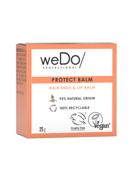 weDo Protect Balm Hair Ends & Lips 25gr