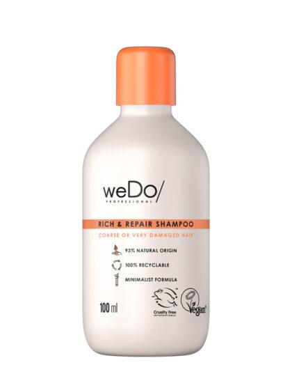 weDo Rich & Repair Shampoo 100ml