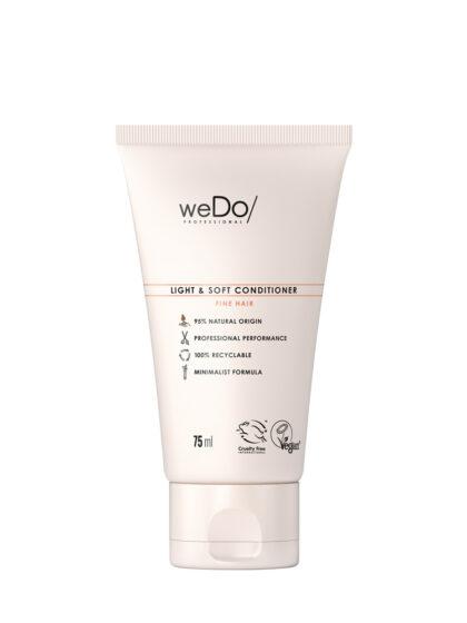 weDo Light & Soft Conditioner 75ml