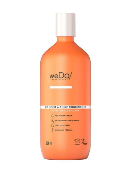weDo Moisture & Shine Conditioner 900ml