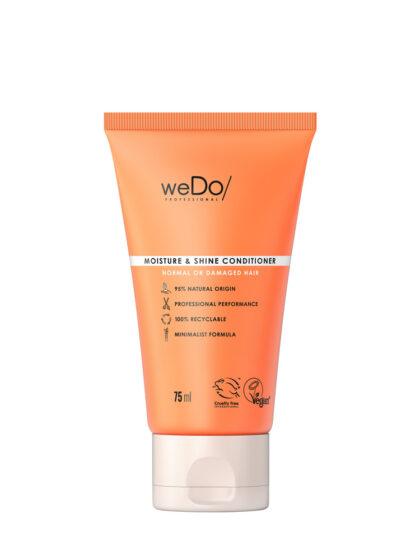 weDo Moisture & Shine Conditioner 75ml