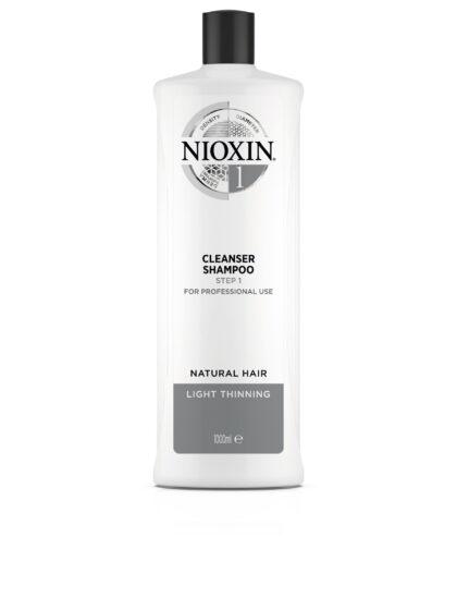 Nioxin Cleanser Σύστημα 1 1Lt