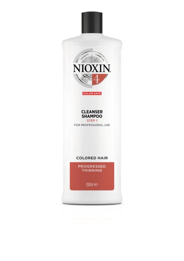 Nioxin Cleanser Σύστημα 4 1Lt