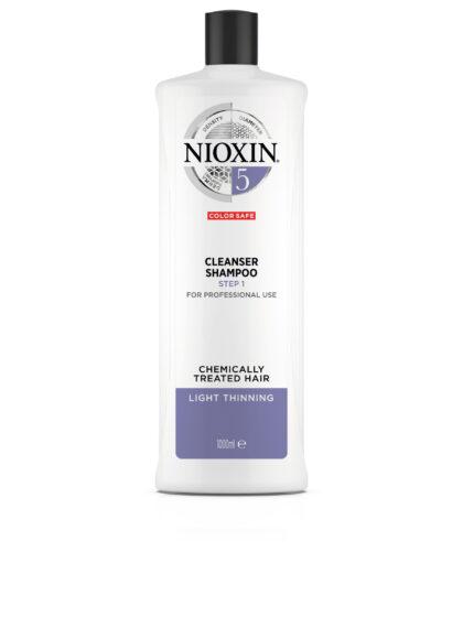 Nioxin Cleanser Σύστημα 5 1Lt