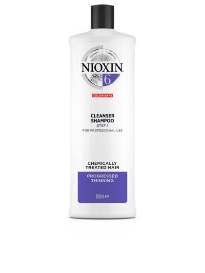 Nioxin Cleanser Σύστημα 6 1Lt