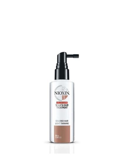 Nioxin Scalp and Hair Leave-In Treatment Σύστημα 3 100ml