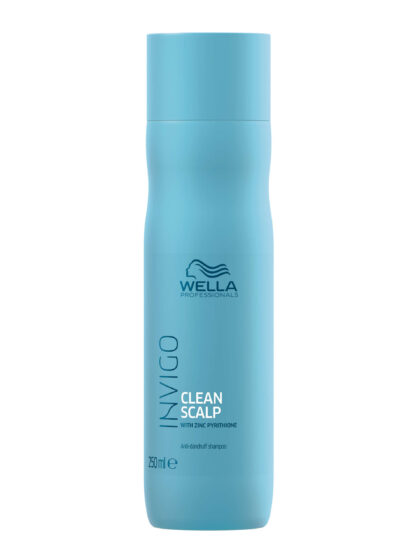Wella Invigo Balance Clean Scalp Anti-Dandruff Shampoo 250ml