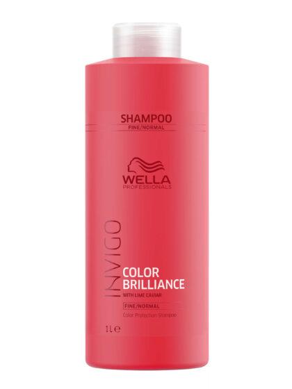 Wella Invigo Color Brilliance Color Protection Shampoo Fine 1Lt