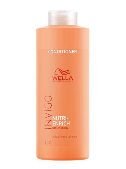 Wella Invigo Nutri-Enrich Deep Nourishing Conditioner 1Lt