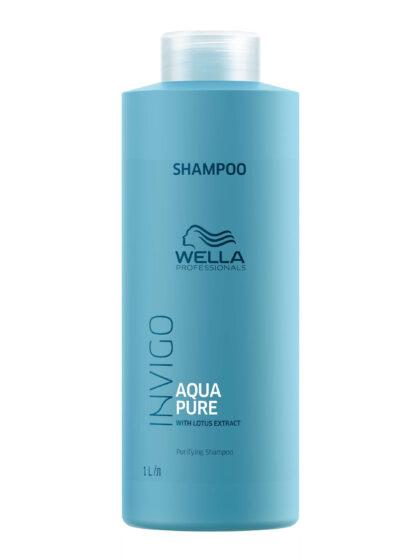 Wella Invigo Balance Aqua Pure Purifying Shampoo 1Lt