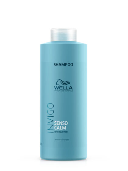 Wella Invigo Balance Senso Calm Sensitive Shampoo 1Lt