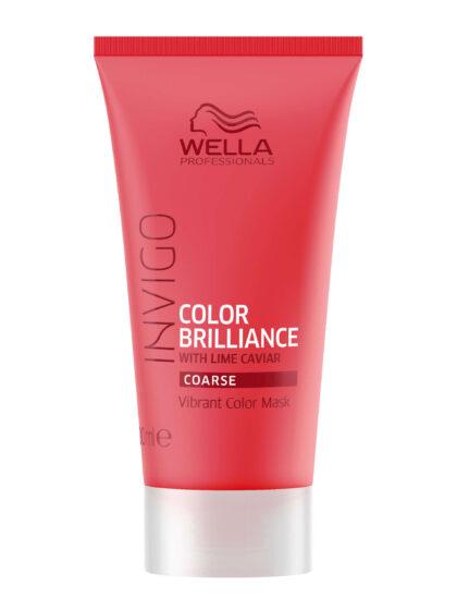 Wella Invigo Color Brilliance Vibrant Color Mask Coarse 30ml