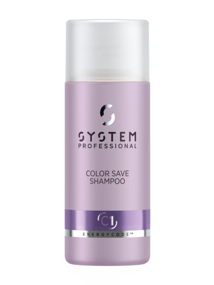 System Professional Color Save Shampoo 50ml