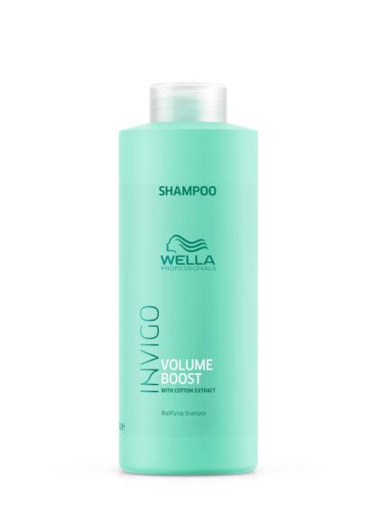 Wella Invigo Volume Boost Bodifying Shampoo 1Lt