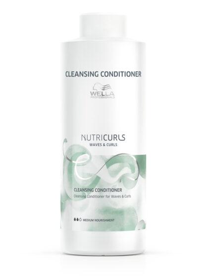 Wella Professionals Nutricurls Waves&Curls Cleansing Conditioner 1Lt