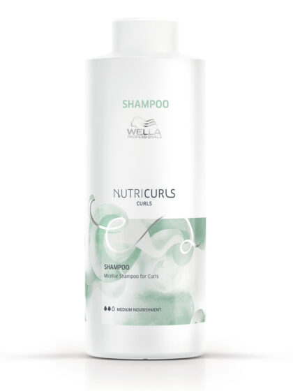 Wella Professionals Nutricurls Curls Shampoo 1Lt