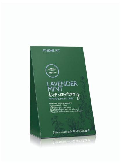 Lavender Mint Mineral Hair Mask