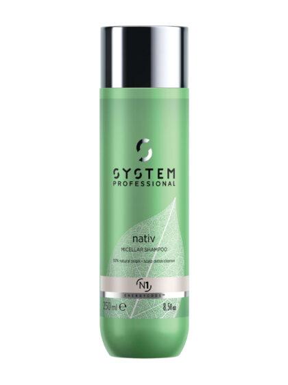 System Professional Nativ Micellar Shampoo 250ml