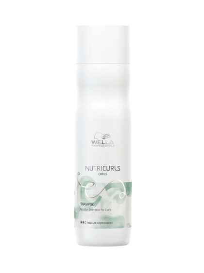 Wella Professionals Nutricurls Curls Shampoo 250ml