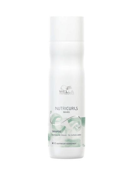 Wella Professionals Nutricurls Waves Shampoo 250ml