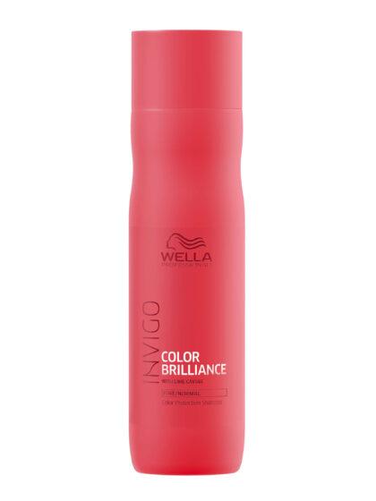 Wella Invigo Color Brilliance Color Protection Shampoo Fine 250ml