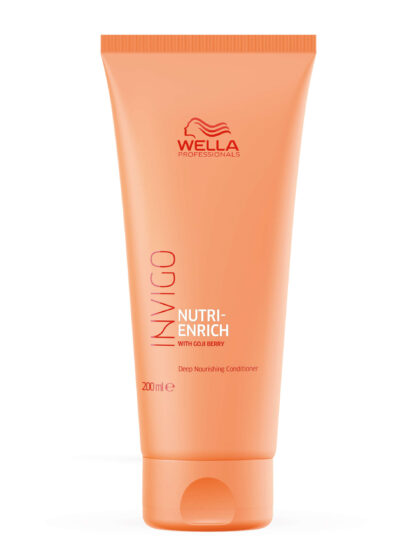 Wella Invigo Nutri-Enrich Deep Nourishing Conditioner 200ml