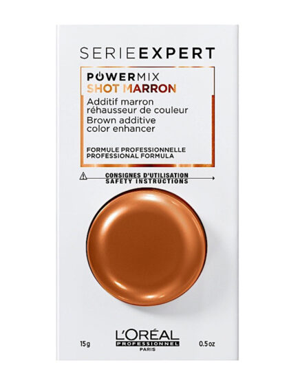 L'Oreal Professionnel Power Mix Shot Brown 15g