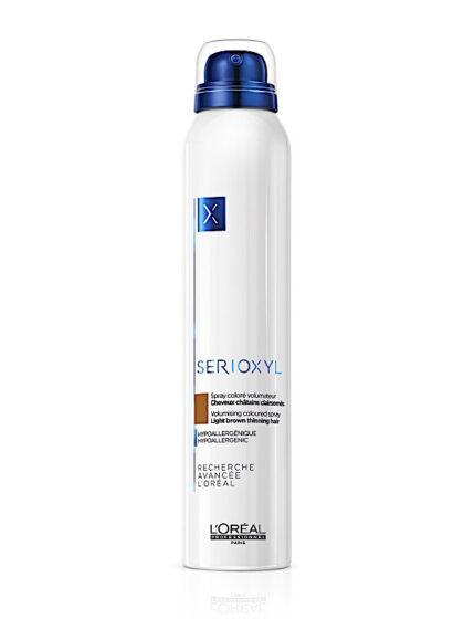 L'Oreal Professionnel Serioxyl Spray Light Brown 200ml