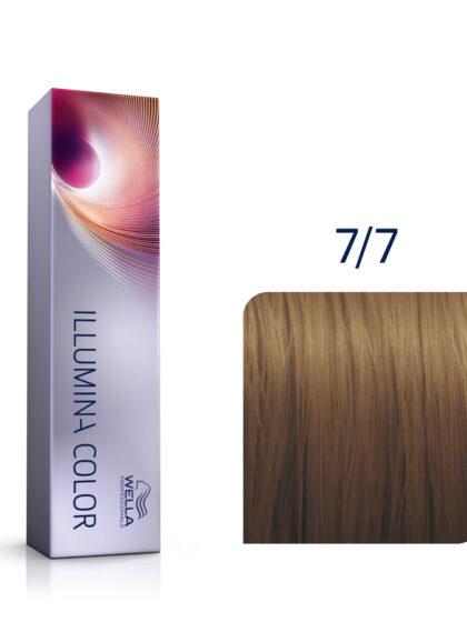 Wella Illumina Color 7/7 Medium Brown Blonde 60ml
