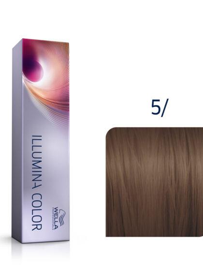Wella Illumina Color 5/ Light Pearl Ash Brown 60ml