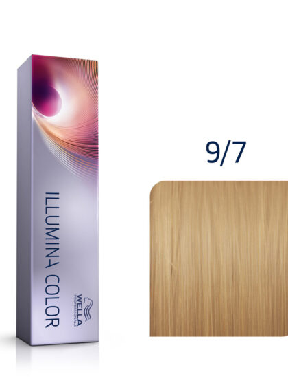 Wella Illumina Color 9/7 Very Light Brown Blonde 60ml
