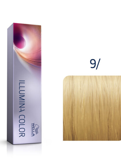 Wella Illumina Color 9/ Very Light  Natural Blonde 60ml