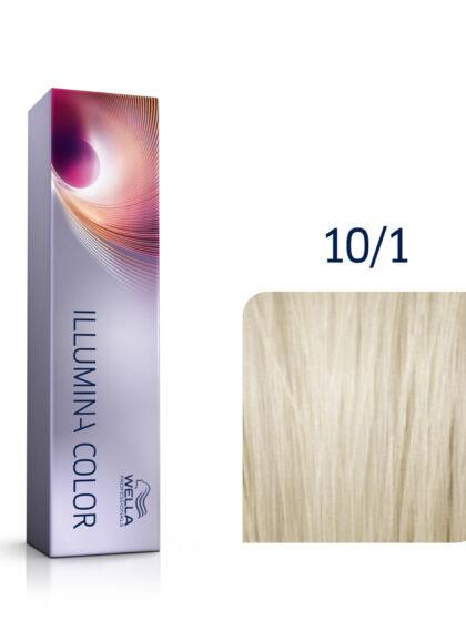 Wella Illumina Color 10/1 Lightest Ash Blonde 60ml