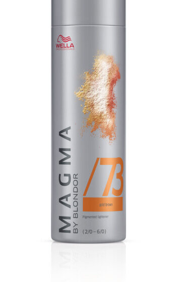 Wella Professionals Magma Browns /73 Golden Brown 120gr