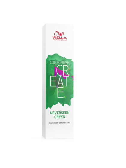 Wella Professionals Color Fresh Create NeverSeen Green 60ml