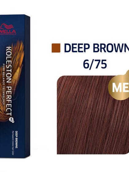 Wella Professionals Koleston Perfect Me Deep Browns 6/75 60ml