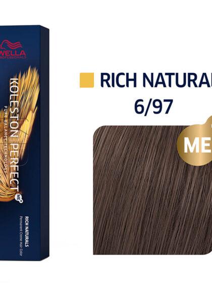 Wella Professionals Koleston Perfect Me Rich Naturals 6/97 60ml