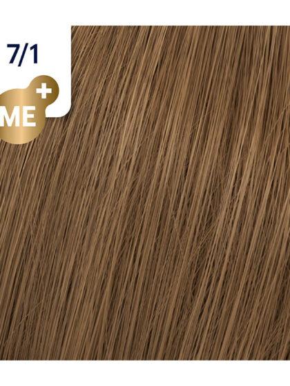Wella Professionals Koleston Perfect Me Pure Naturals 7/01 60ml