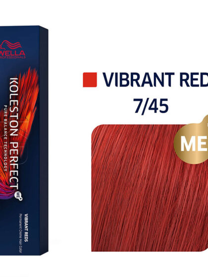 Wella Professionals Koleston Perfect Me Vibrant Reds 7/45 60ml