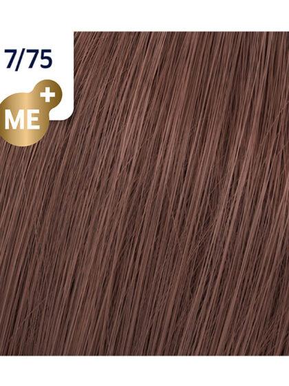 Wella Professionals Koleston Perfect Me Deep Browns 7/75 60ml