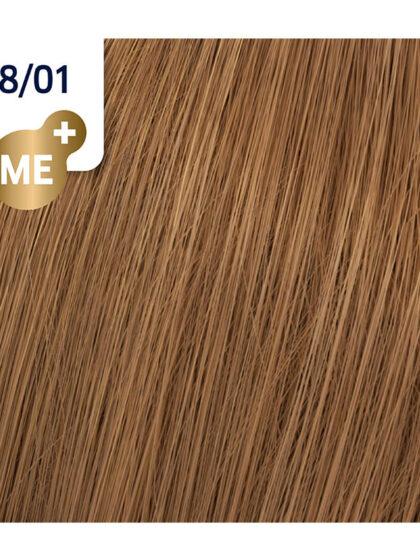 Wella Professionals Koleston Perfect Me Pure Naturals 8/01 60ml
