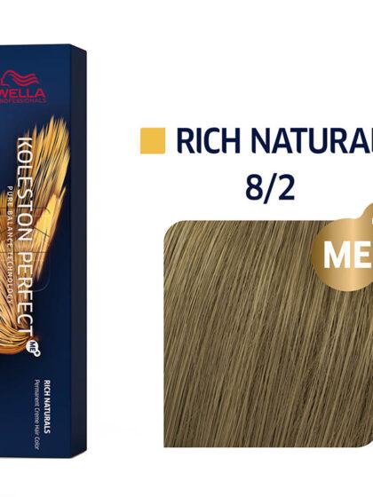 Wella Professionals Koleston Perfect Me Rich Naturals 8/2 60ml