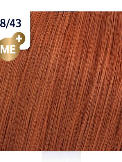 Wella Professionals Koleston Perfect Me Vibrant Reds 8/43 60ml