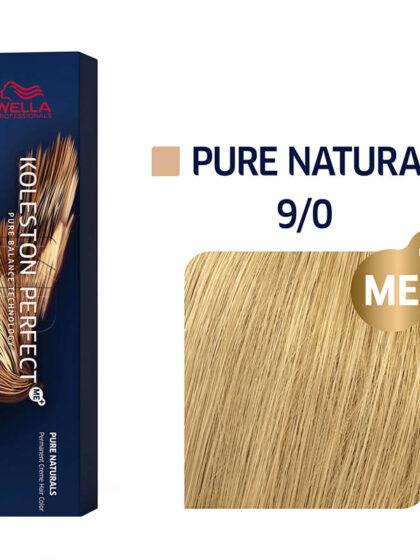 Wella Professionals Koleston Perfect Me Pure Naturals 9/0 60ml