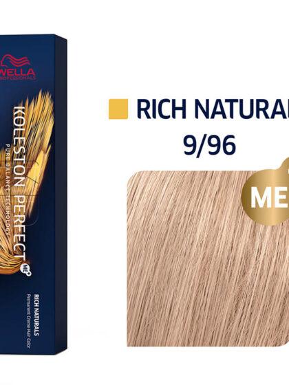 Wella Professionals Koleston Perfect Me Rich Naturals 9/96 60ml